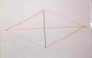 perspektivisch zeichnen, fluchtlinien