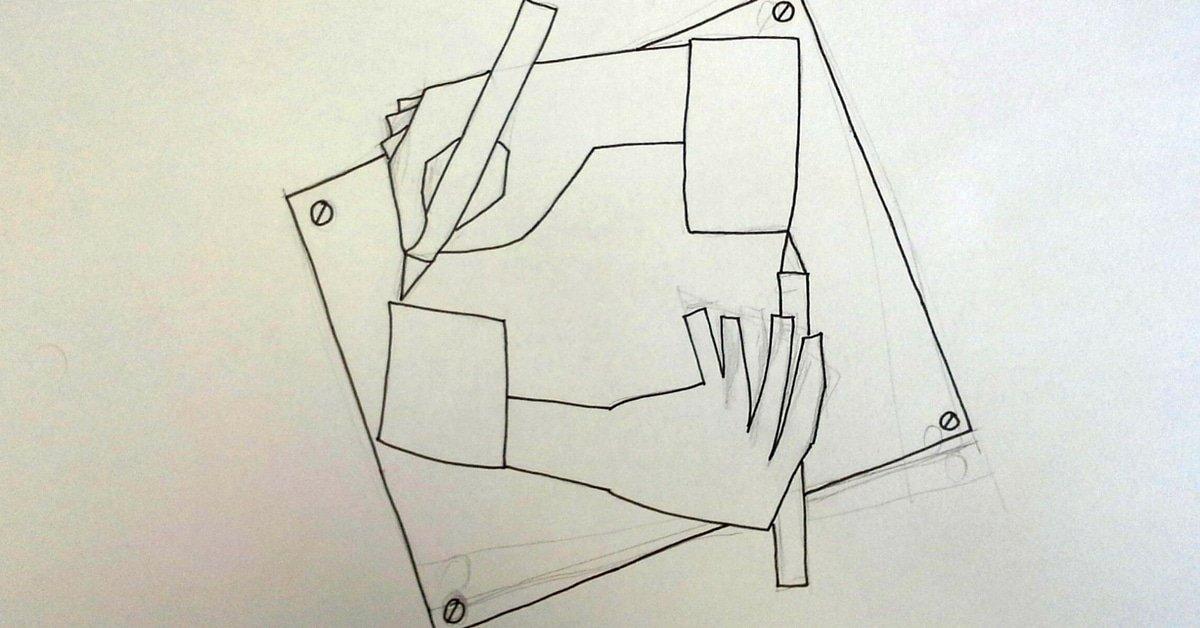 Hände zeichnen - schnell und einfach