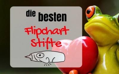 10 Liebesgrüße für die besten Flipchart Stifte (Neuland Stifte)