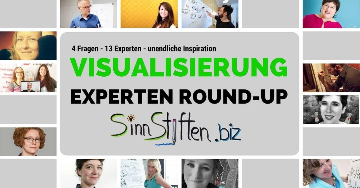 Visualisierung-Experten-Round-Up
