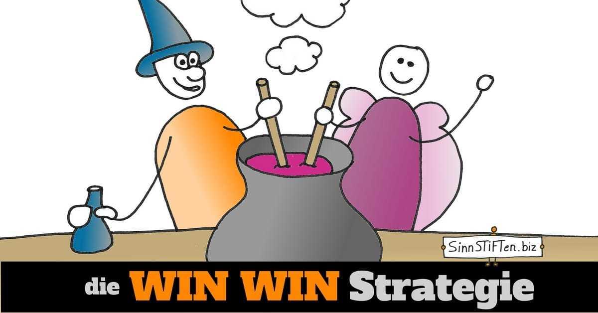 Ist die WIN WIN Strategie auch etwas für dich? 1