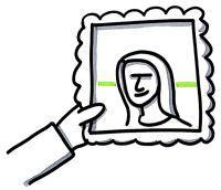 Inspirieren Mona Lisa