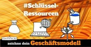 Schluessel-Ressourcen zeichnen Faehigkeiten-Liste erstellen