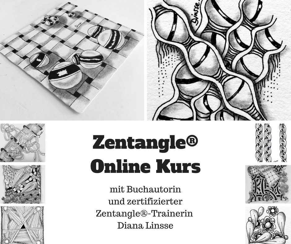 Zentangle Online Kurs