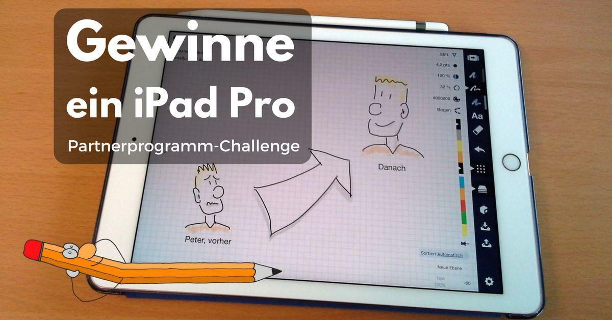 Partnerprogramm-Challenge 1