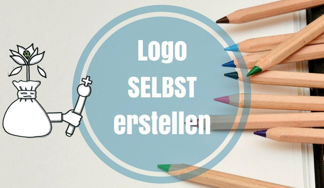 Logo selber machen: 9 überragende Gründe, warum du dein Logo selbst erstellen solltest