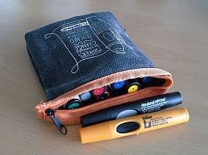 Neuland Tasche für Flipchart Stifte