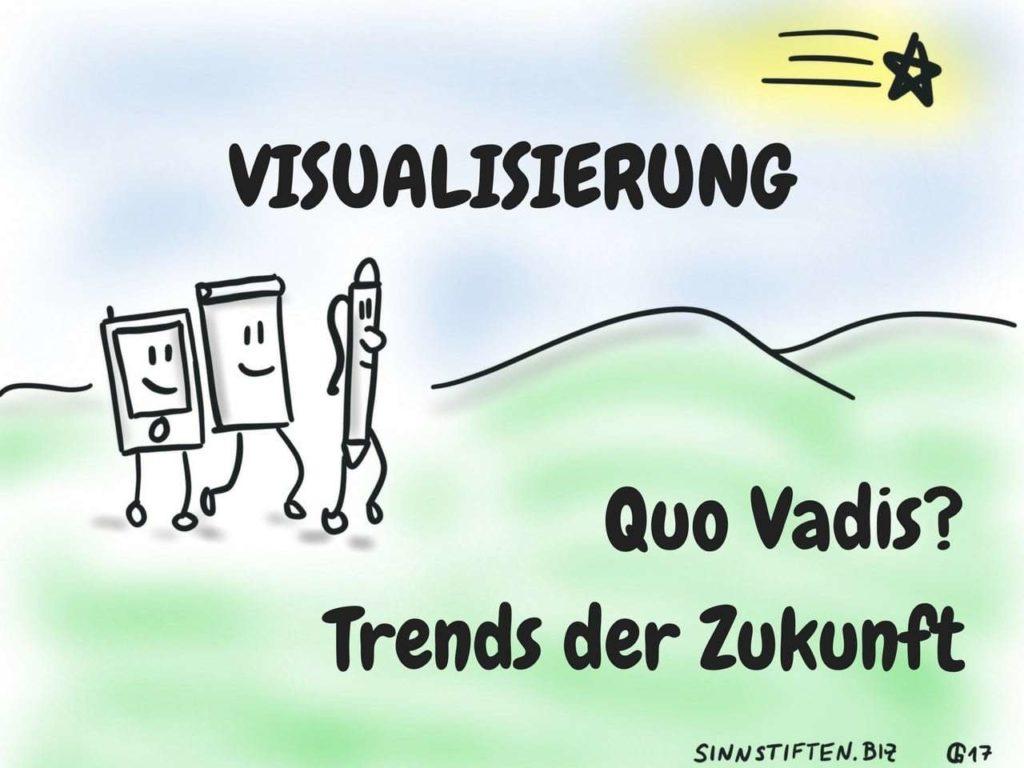 Visualisierung - Quo Vadis - Trends der Zukunft - Aufruf zum Round-Up 1