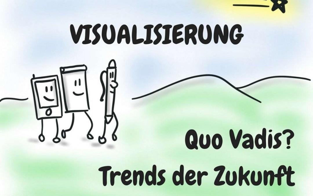 Quo Vadis Visualisierung: 19 Experten über die Trends der Zukunft