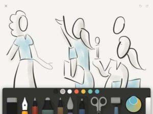 Paper - Zeichnen App für iPad