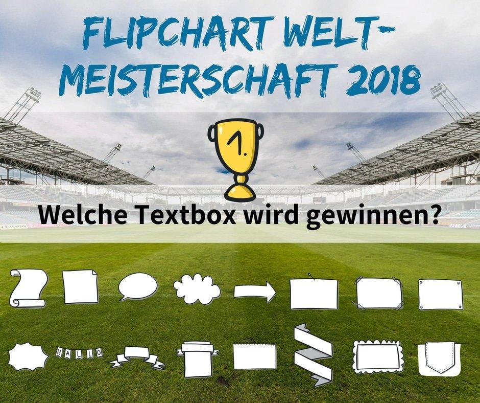 Flipchart Weltmeisterschaft 2018