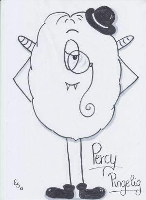 Percy Pingelig Klabauter