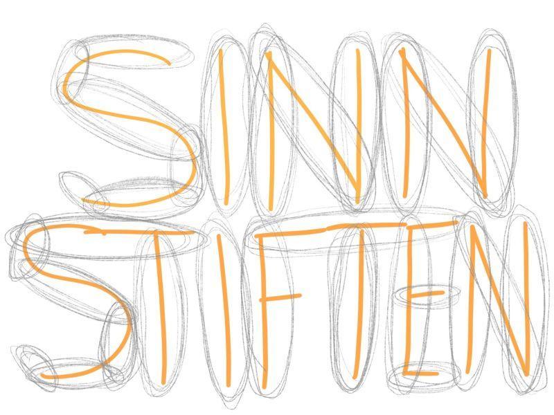Buchstaben zeichnen » in 6 Schritten einen Bubble Text zeichnen 2
