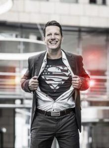 Der Heldenauftritt - Präsentorik als Superkraft 3