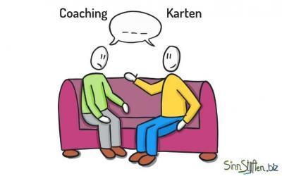 Coaching Karten – Wenn ein Bild schon hilft