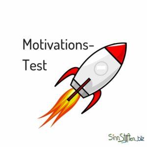 Was motiviert mich Motivation Test