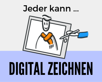 Digital Zeichnen am iPad mit Procreate