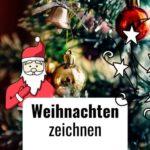 Flipchart Symbole – Weihnachten zeichnen