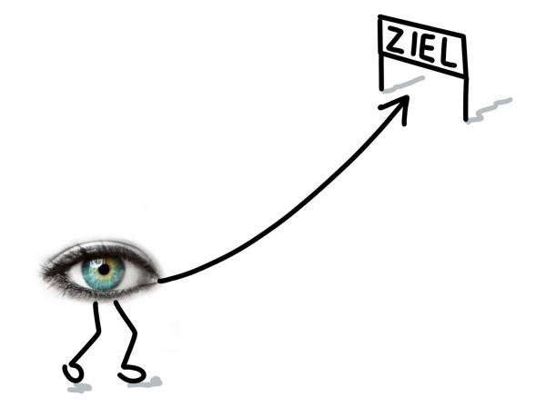 Flipchart gestalten - Eye-Catcher
