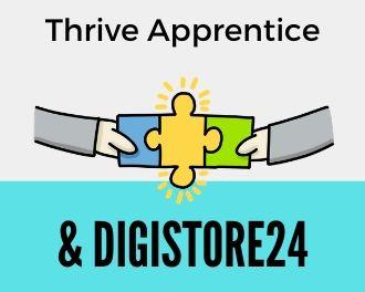 Thrive Apprentice mit Digistore24 verknüpfen