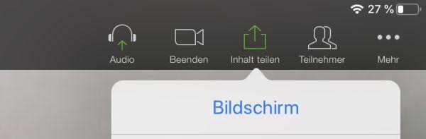 ipad-Bildschirm-teilen
