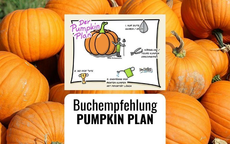 Pumpkin Plan Buchempfehlung Sketchnote