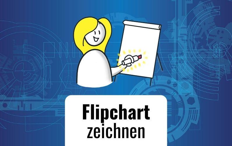 Am Flipchart zeichnen – die 3 besten Tipps 1
