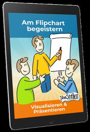 Online Flipchart Kurs SinnSTIFTen Cover